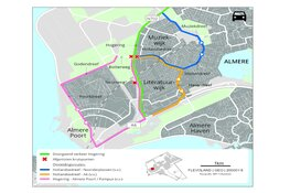 Afsluiting kruispunt Hollandsedreef-N702 Hogering