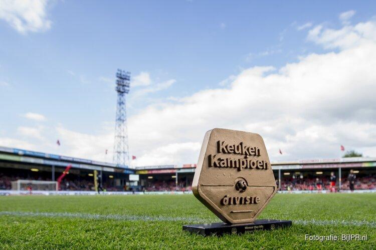 Keuken Kampioen verlengt voor onbepaalde tijd sponsoring Eerste Divisie