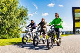 Doppio bikes vanaf nu te huur bij Natuurbelevingcentrum de Oostvaarders