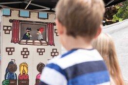 Jan Klaassen en Katrijn gaan op griezelbeestjesavontuur op de Kemphaan