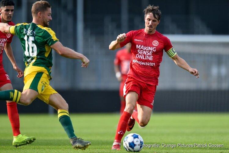 ADO Den Haag wint bij Almere City FC in lang oefenduel