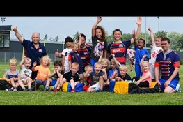 Een leven lang Rugby in Almere