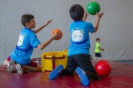 Inschrijving naschoolse sport- en beweeglessen Almere Kenniscentrum Talent geopend