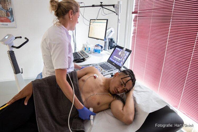 Almere City FC kiest HartKliniek als partner cardiale screening