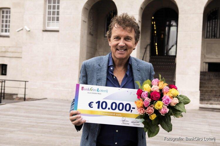 René uit Almere knapt huis op dankzij 10.000 euro van BankGiro Loterij