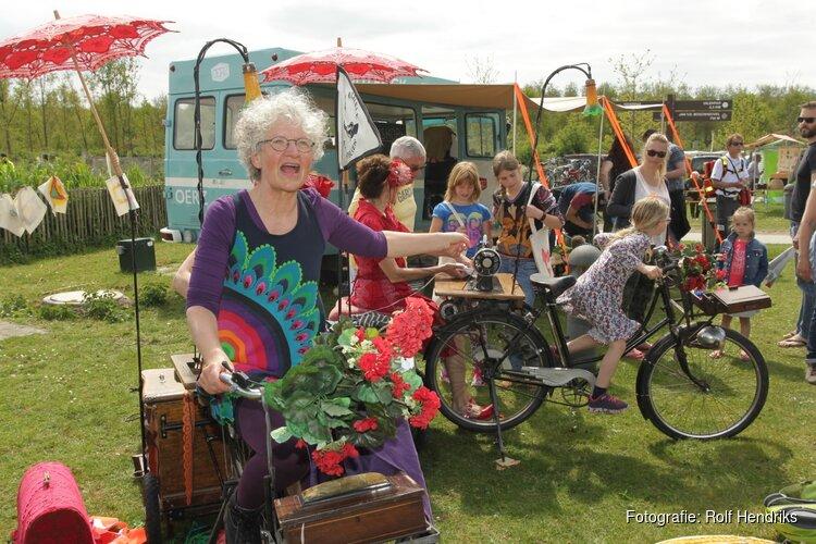 Rolling Nature Kemphaan eerste evenement van Stad & Natuur dit najaar