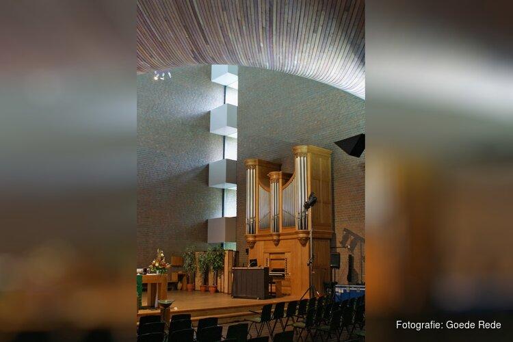Nationale Orgeldag met vier concerten in Goede Rede