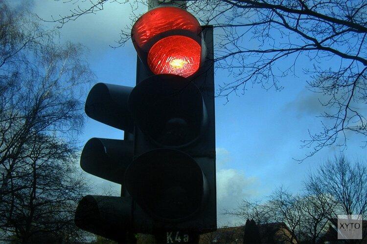 Nachtelijke werkzaamheden verkeerslichten