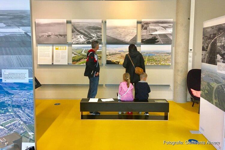 Digitaal Erfgoedcafé over 'Almere Boven'