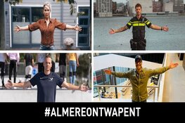 Almere lanceert campagne #AlmereOntwapent