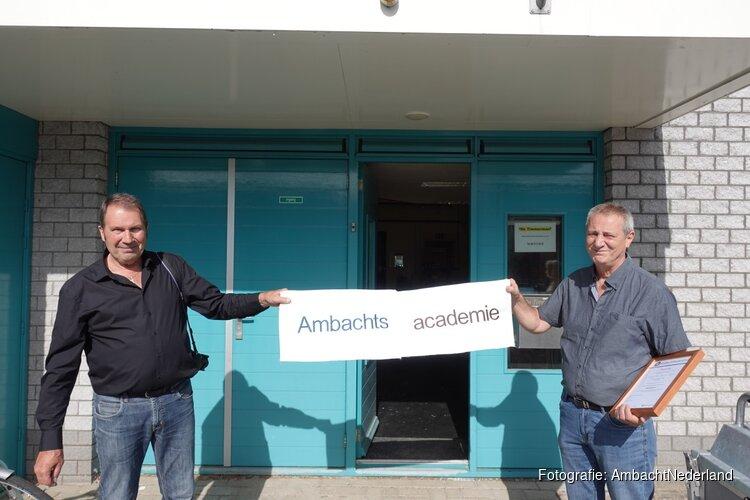 Nieuwe lichting vakbekwame ambachtelijke ondernemers, ook in Almere