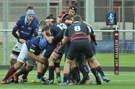 Rugby Club Bulldogs Almere op koers