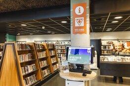 Almere Buiten heeft eigen VVV servicepunt in bibliotheek aan Baltimoreplein