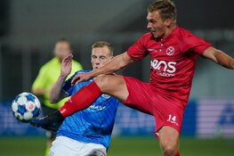 Almere City FC verspeelt dure punten in Den Bosch