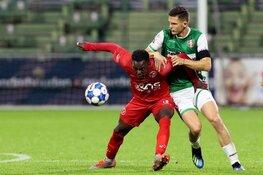 Almere City FC laat ook punten liggen in Dordt