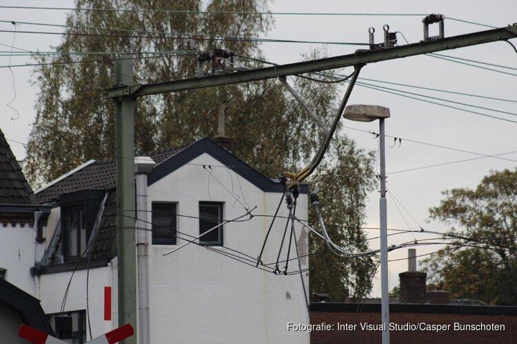Ook vandaag nog geen treinen tussen Almere-Poort en Hilversum