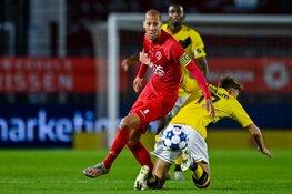 Almere City FC wint topper van NAC