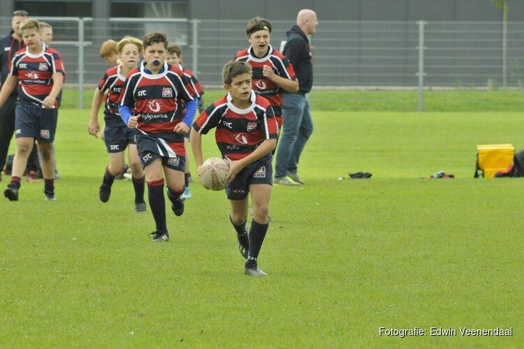 Rugby Club Bulldogs Almere gratis trainen