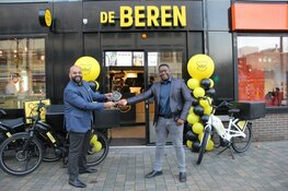 De Beren heropent 22e bezorgrestaurant in Almere Centrum