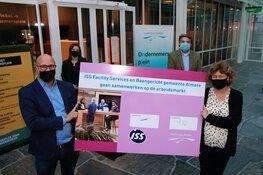 Gemeente Almere faciliteert ISS Facility Services bij creëren duurzame banen