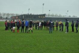 Geweldige jeugd Rugbyclinic Bulldogs Almere