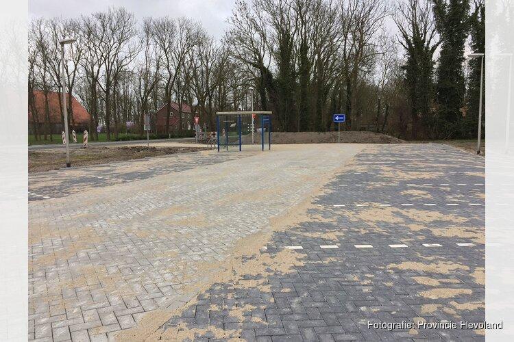 Carpoolplaats Hannie Schaftweg weer geopend