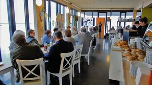 Floriade Breakfast Club #9 in Oostvaarders: Almeerders in gesprek over Growing Green Cities in de wijk