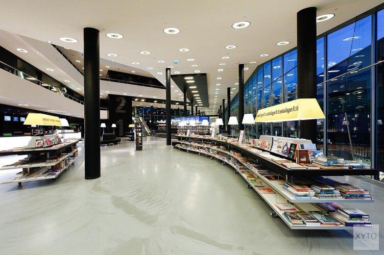 Expositie Gewoon Natuur in bibliotheek Stad