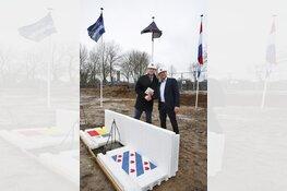 Nieuwe sporthal in Almere Haven vervangt eerste Almeerse sporthal