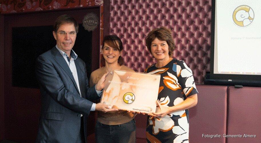 Nationaal Platform Borstvoeding ziet Almere als voorbeeldgemeente