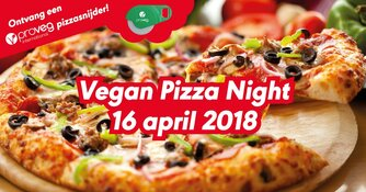 Vegan Pizza Night