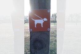 Nieuwe hondenkaart Almeerderhout