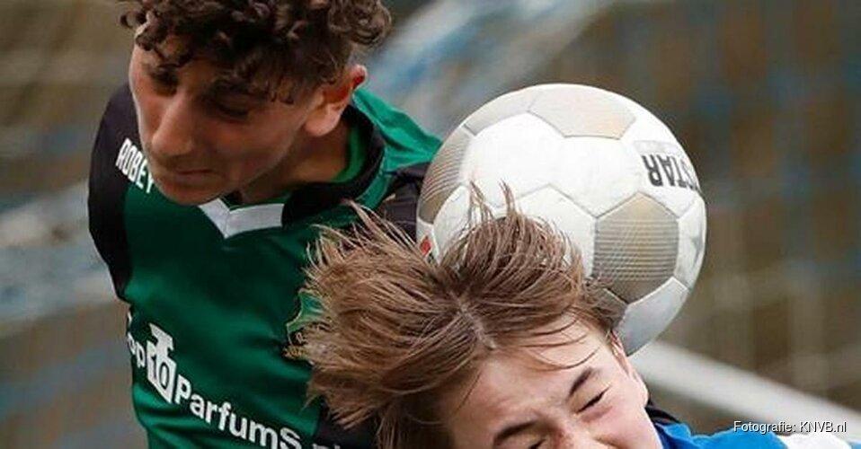 KNVB start onderzoek naar koppen bij de jeugd