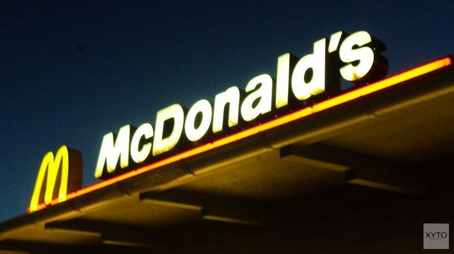 Einde verhaal voor plastic rietje McDonald's
