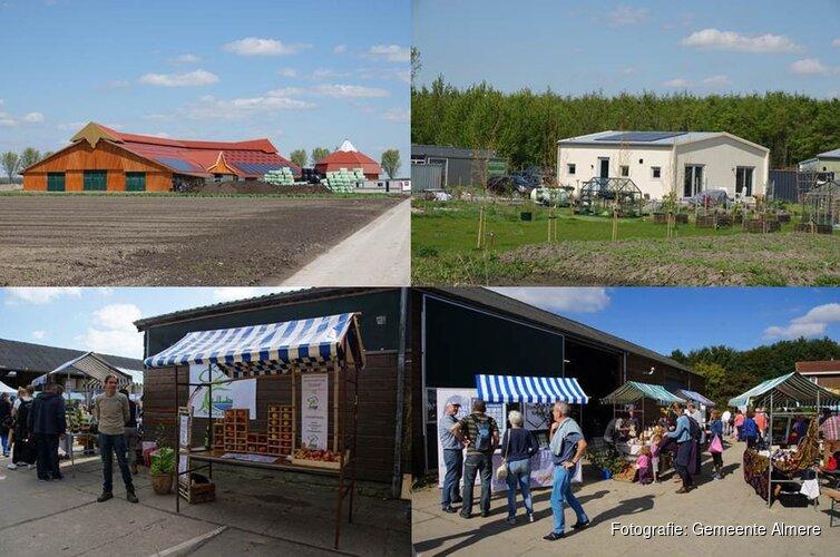 Oosterwold Ontkiemt – Het ontmoetingsplein over stadslandbouw