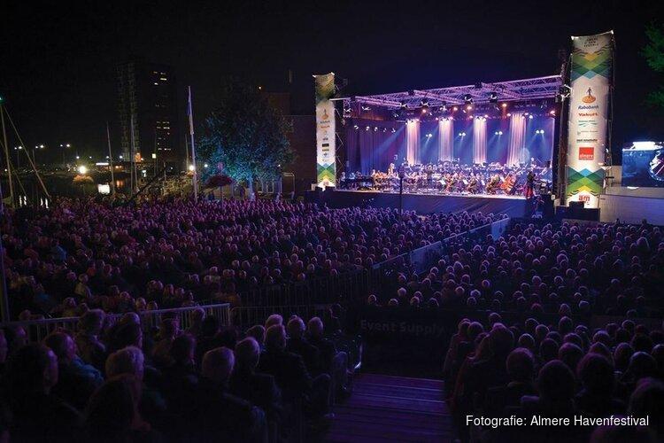 Rabobank Almere verlengt sponsoring Almere Haven Festival
