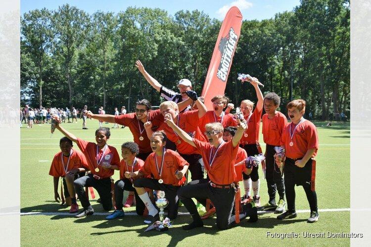 Jeugdteam Flevo Phantoms Nederlands kampioen