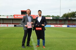 Almere City Marketing en Almere City FC verlengen samenwerking