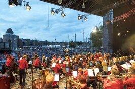Programmering muziek Almere Haven Festival