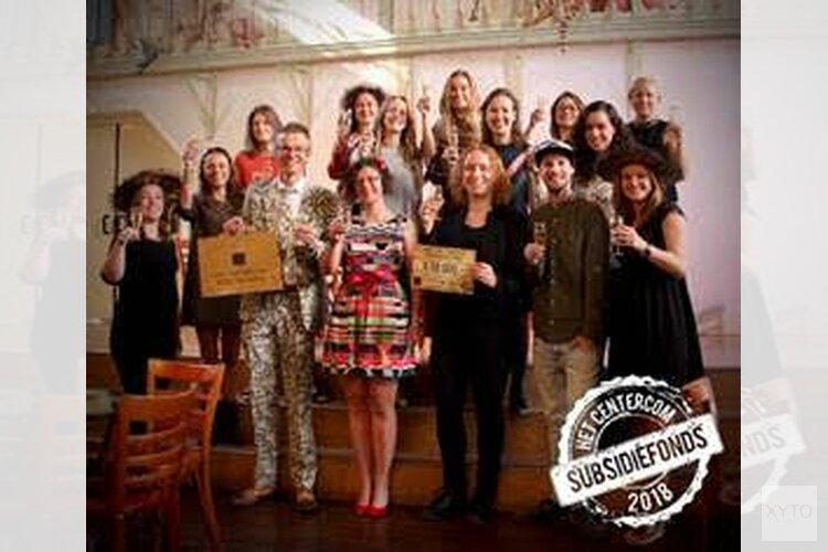 Jeugdgezelschappen winnen Centercom Subsidiefonds