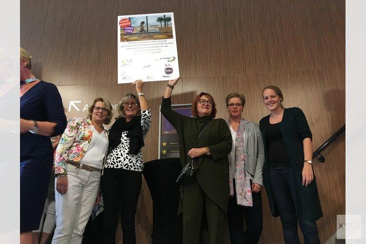 Convenant tussen IKC Sterrenschool de Ruimte en samenwerkingspartners getekend