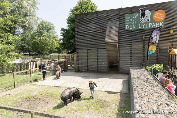 Vier dierendag op de kinderboerderijen van Stad & Natuur!