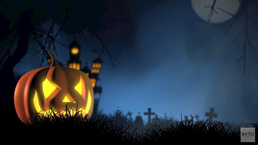 Halloween Run in Almere Buiten