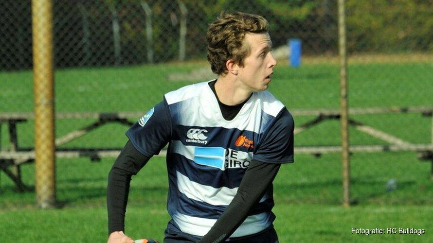 Rugby Vereniging Bulldogs Almere heeft aandeel in Nederlands team onder 17