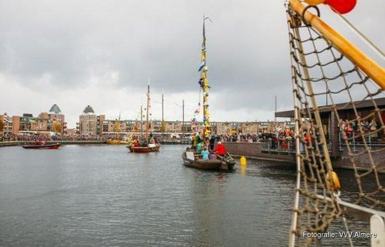 Sinterklaasintocht op 17 november in Almere-Haven