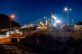 Waterlandseweg ter hoogte van A6 vier nachten dicht