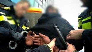 Snelle actie agenten zorgt voor aanhouding straatrover