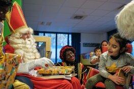 Sinterklaas bezoekt Almeerse Zeedauw