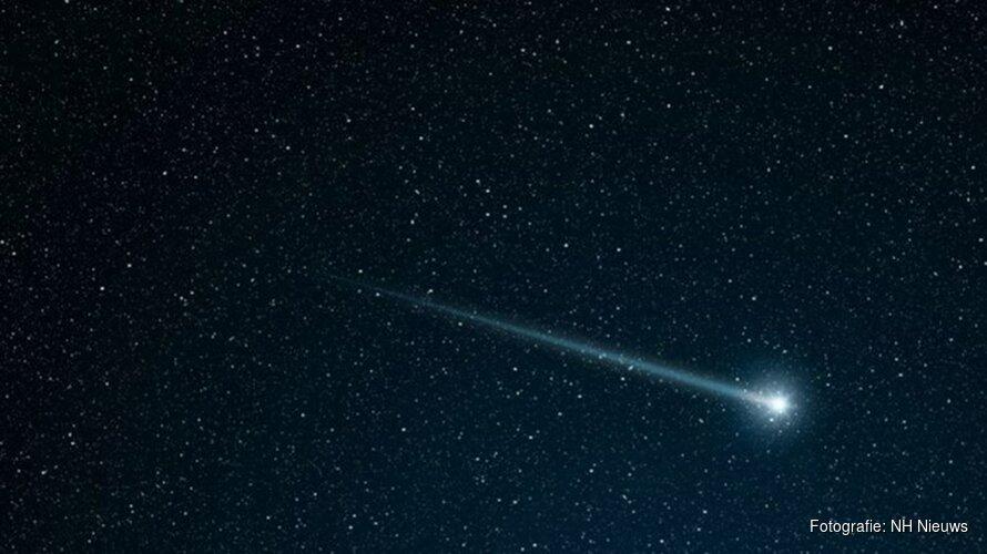 Vannacht grootste sterrenregen van het jaar: honderd vallende sterren in een uur