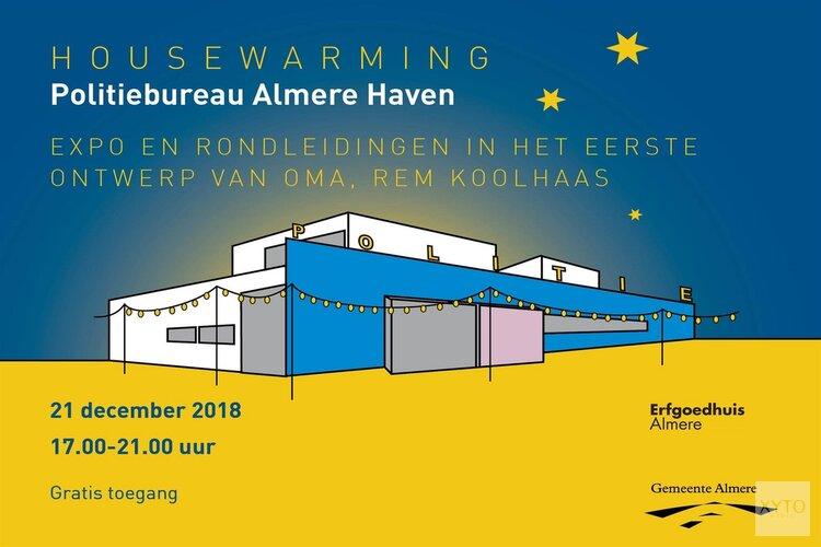 Het eerste ontwerp van Rem Koolhaas opent voor één avond haar deuren voor publiek
